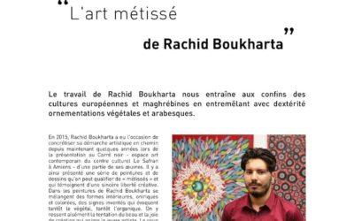 Portrait Rachid Boukharta – 04/2015 – Style & Co, Amiens